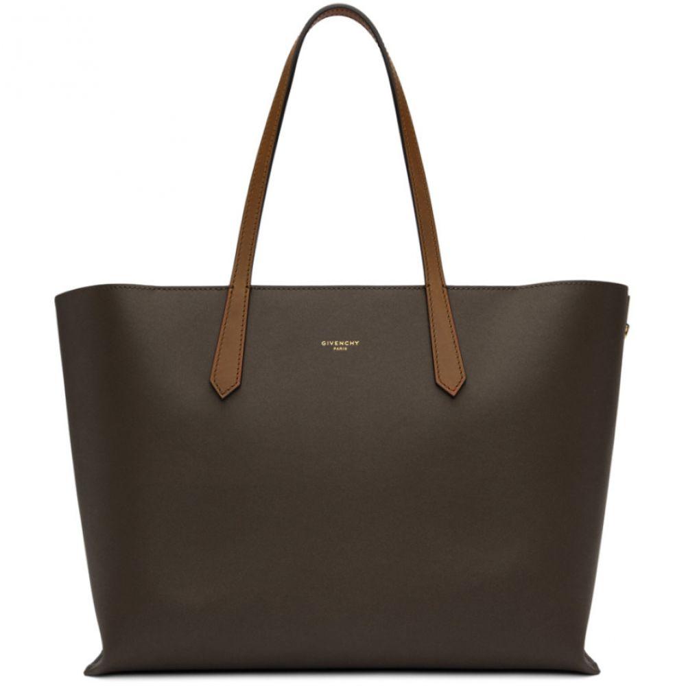 ジバンシー Givenchy レディース バッグ トートバッグ【Taupe GV Shopper Tote】