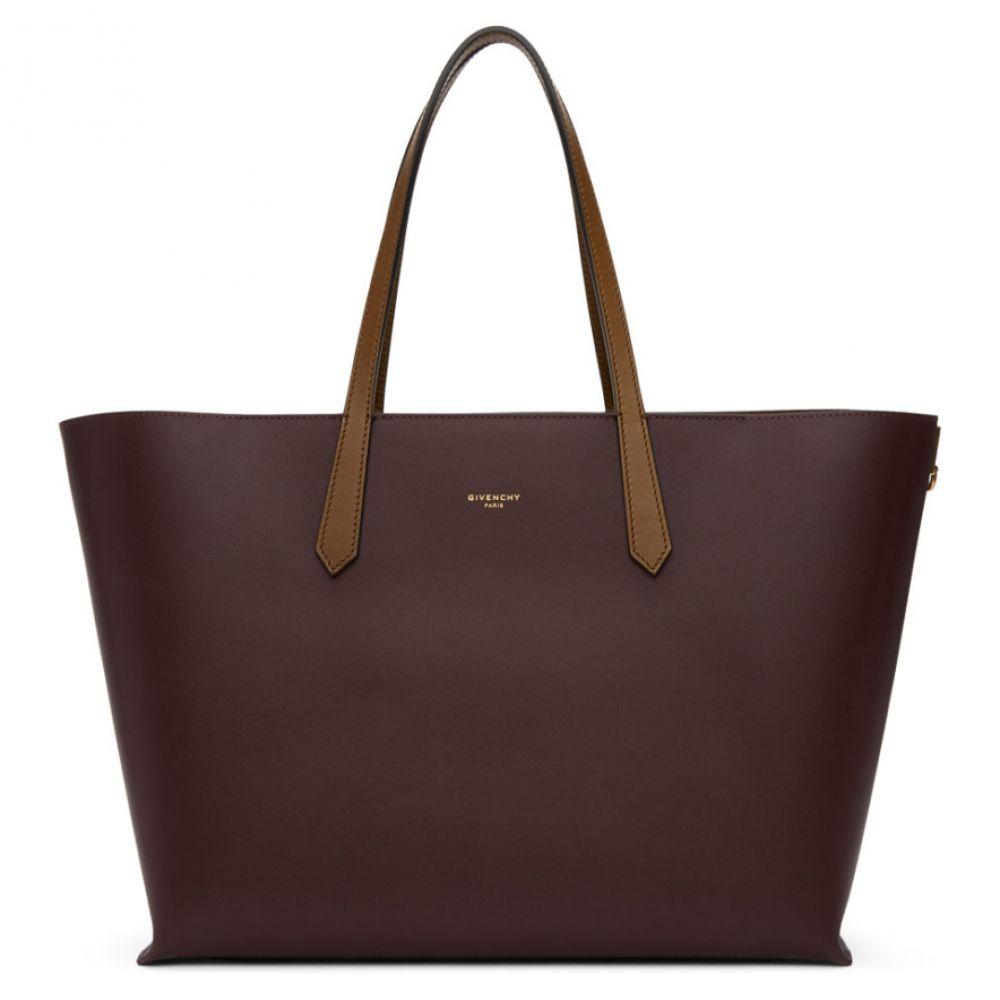 7b852a4d66da ジバンシー Givenchy レディース バッグ トートバッグ【Burgundy GV Shopper Tote】
