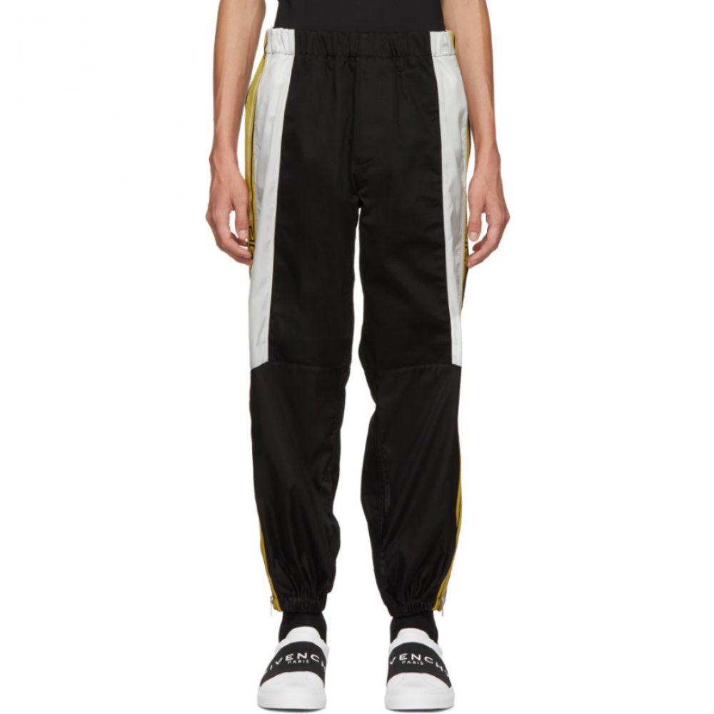 ジバンシー Givenchy メンズ ボトムス・パンツ スウェット・ジャージ【Black Combat Trousers】