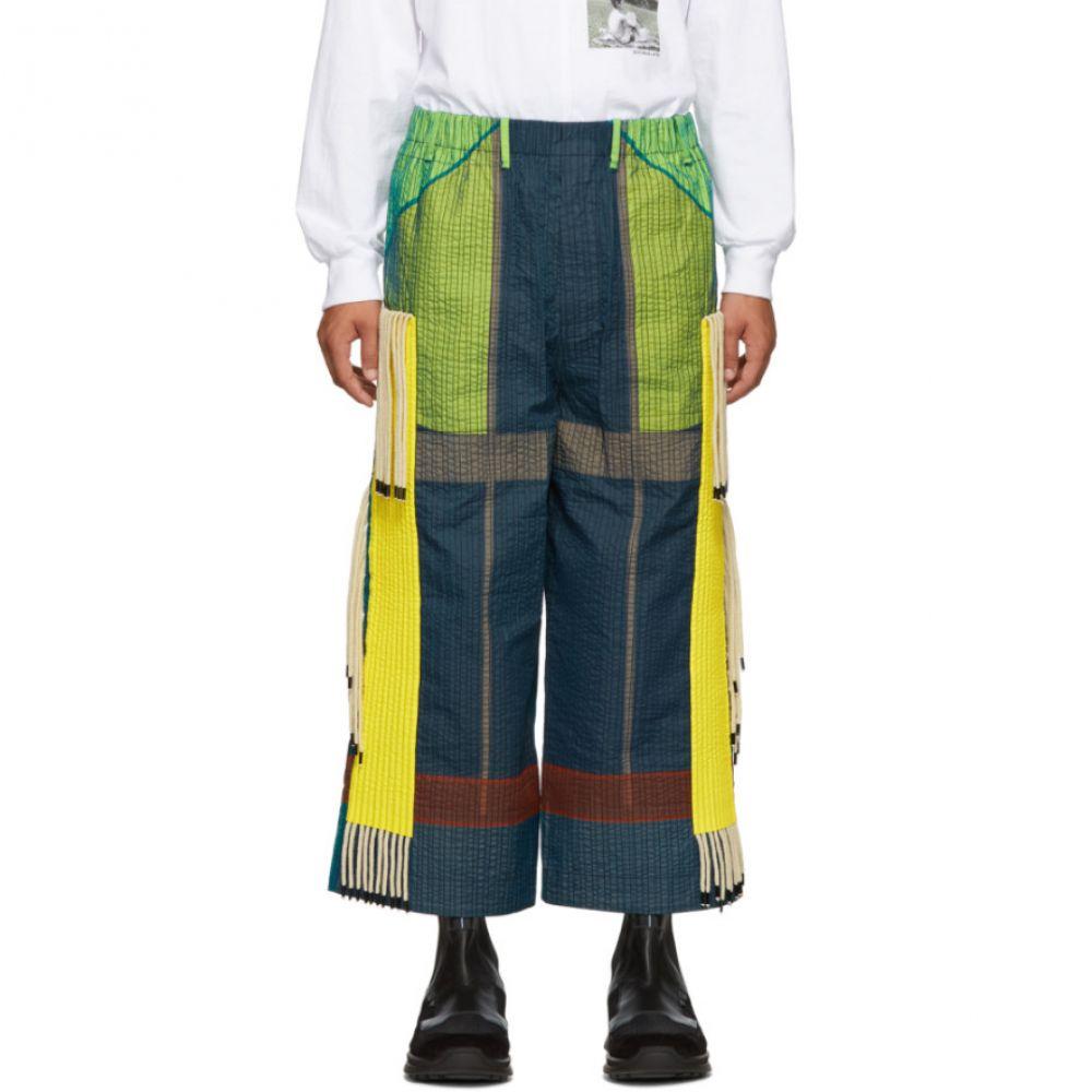 クレイググリーン Craig Green メンズ ボトムス・パンツ【Yellow Tent Trousers】