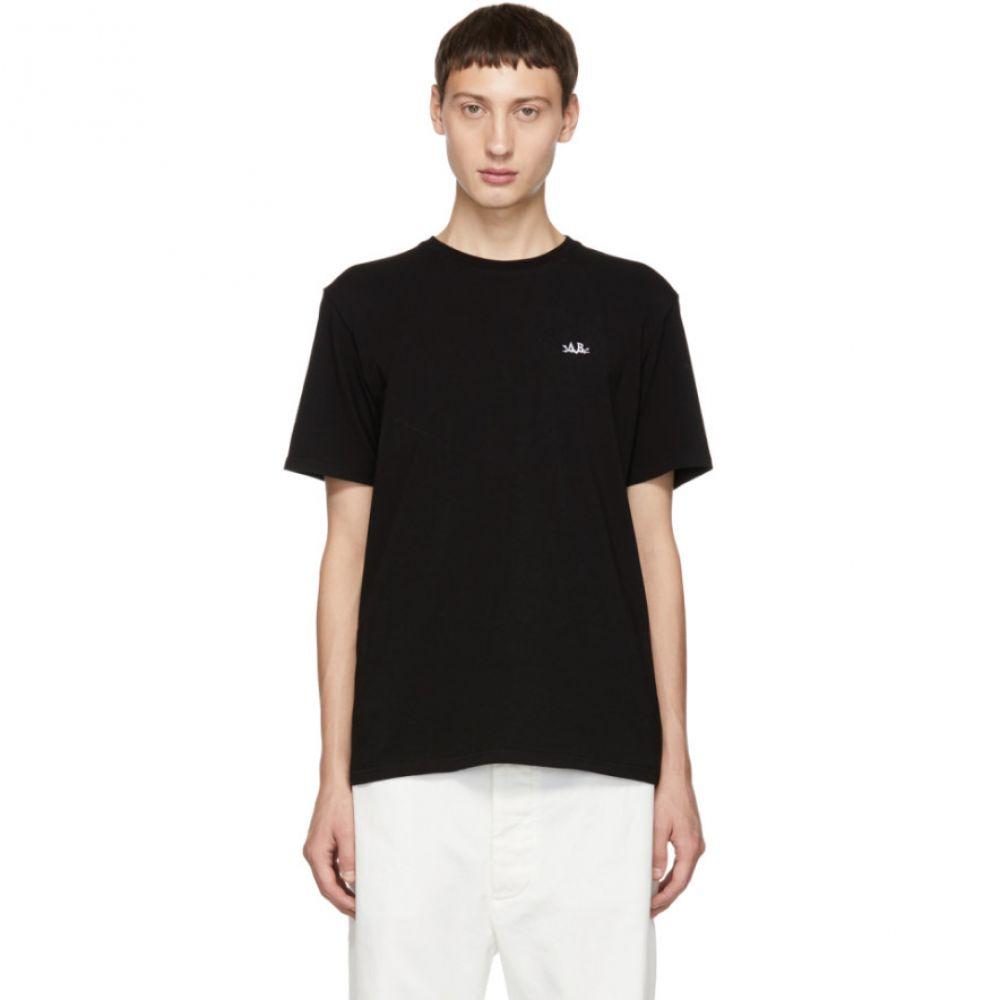 アントンベリンスキー Anton Belinskiy メンズ トップス Tシャツ【Black Logo Graphic T-Shirt】