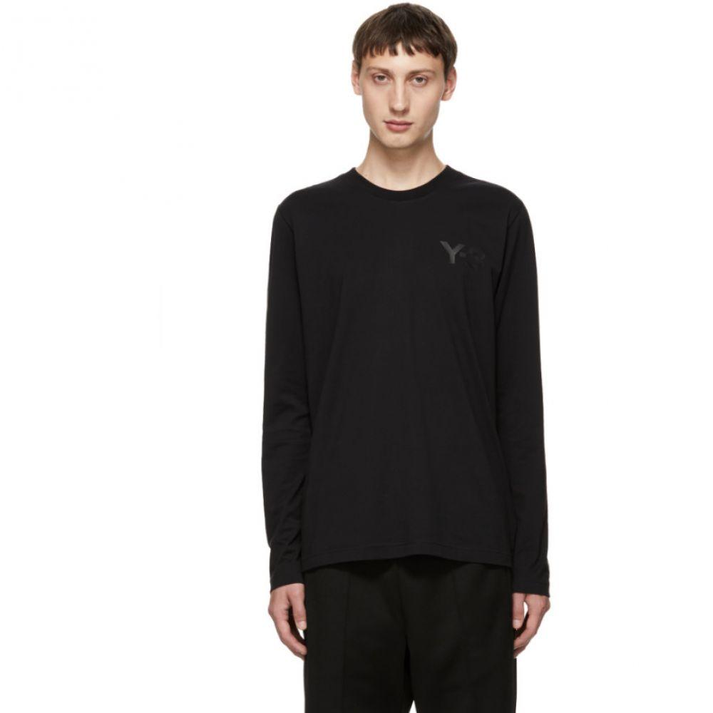 ワイスリー Y-3 メンズ トップス 長袖Tシャツ【Black CL Long Sleeve T-Shirt】