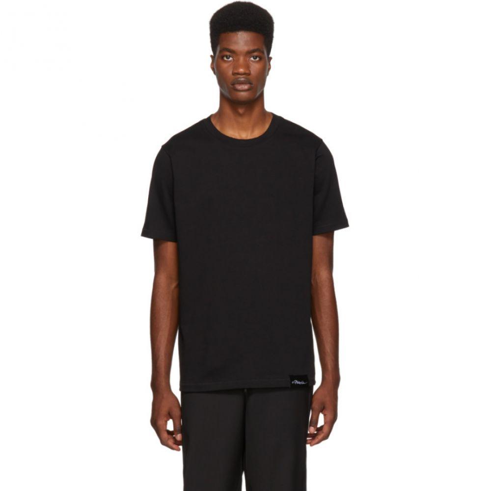 スリーワン フィリップ リム 3.1 Phillip Lim メンズ トップス Tシャツ【Black Perfect T-Shirt】