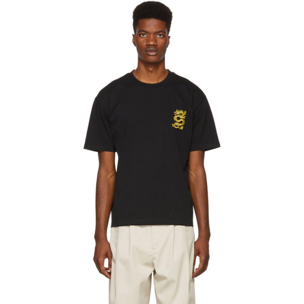 ケンゾー Kenzo メンズ トップス Tシャツ【Black Dragon Crest T-Shirt】