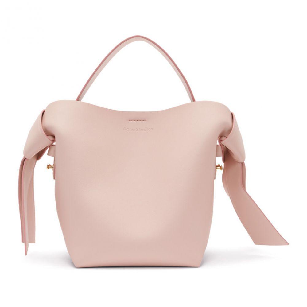 アクネ ストゥディオズ Acne Studios レディース バッグ ショルダーバッグ【Pink Mini Musubi Bag】