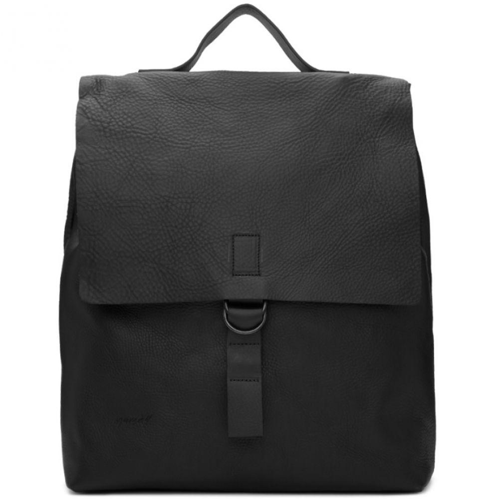 マルセル Marsell レディース バッグ バックパック・リュック【Black Cartaino Zaino Backpack】