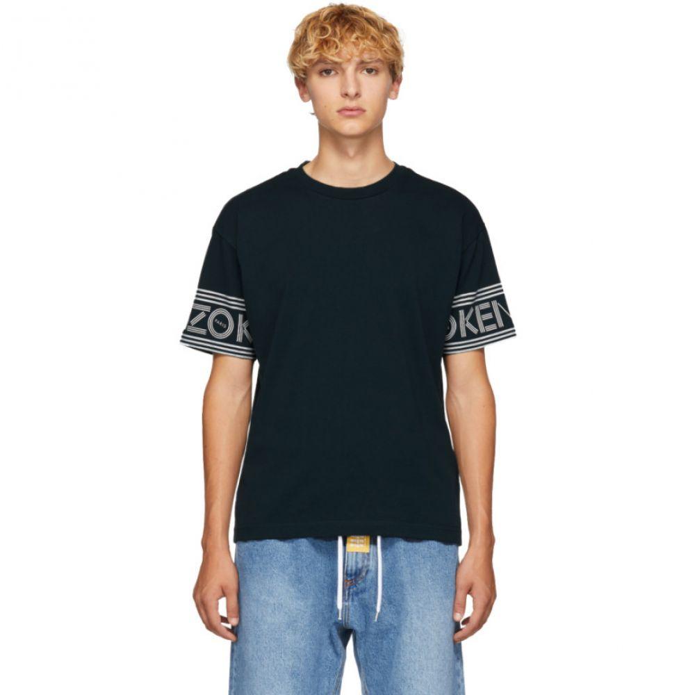 ケンゾー Kenzo メンズ トップス Tシャツ【Green Logo Sport T-Shirt】