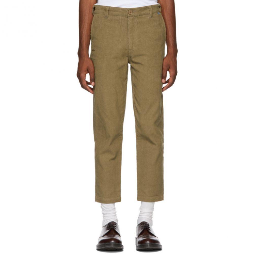 ディッキーズ Dickies Construct メンズ ボトムス・パンツ【Brown Corduroy Trousers】