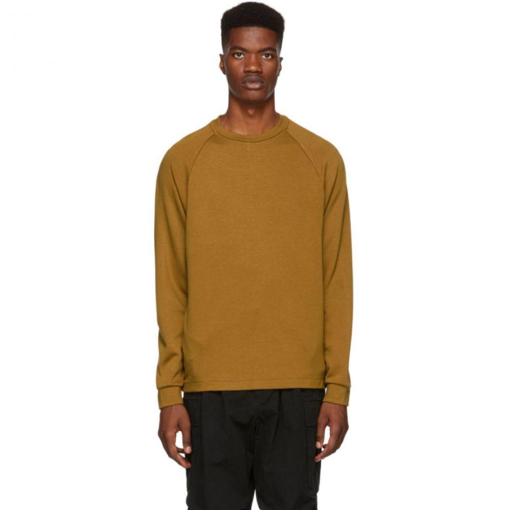 ナナミカ Nanamica メンズ トップス 長袖Tシャツ【Tan Long Sleeve Dualwarm T-Shirt】