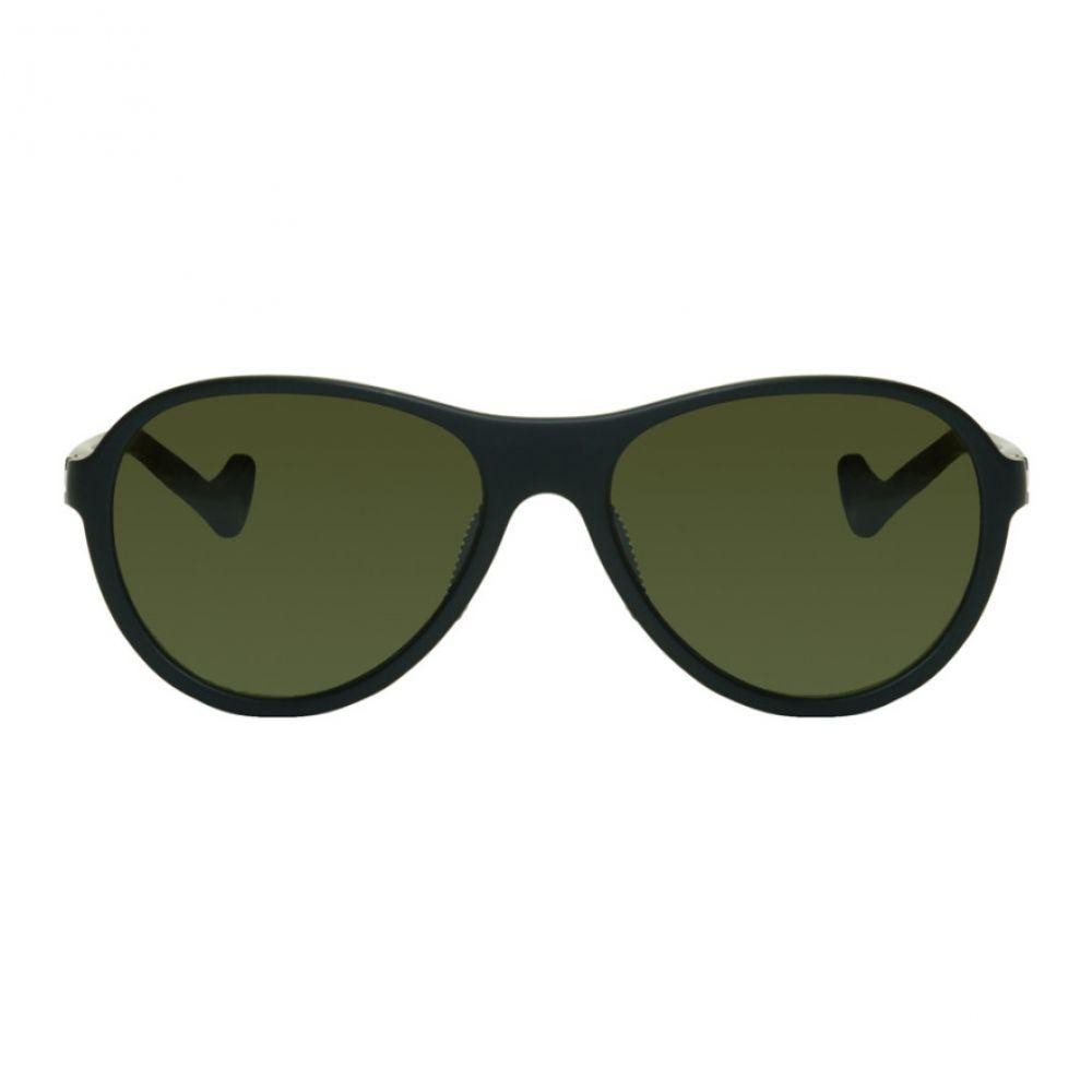 ディストリクトヴィジョン District Vision メンズ メガネ・サングラス【Black Kaishiro Explorer Sunglasses】