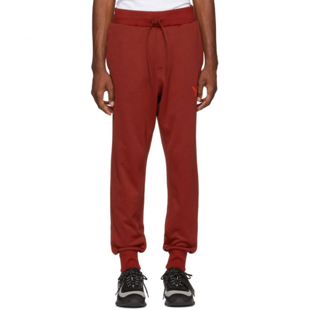 ワイスリー Y-3 メンズ ボトムス・パンツ スウェット・ジャージ【Red Classic Track Pants】