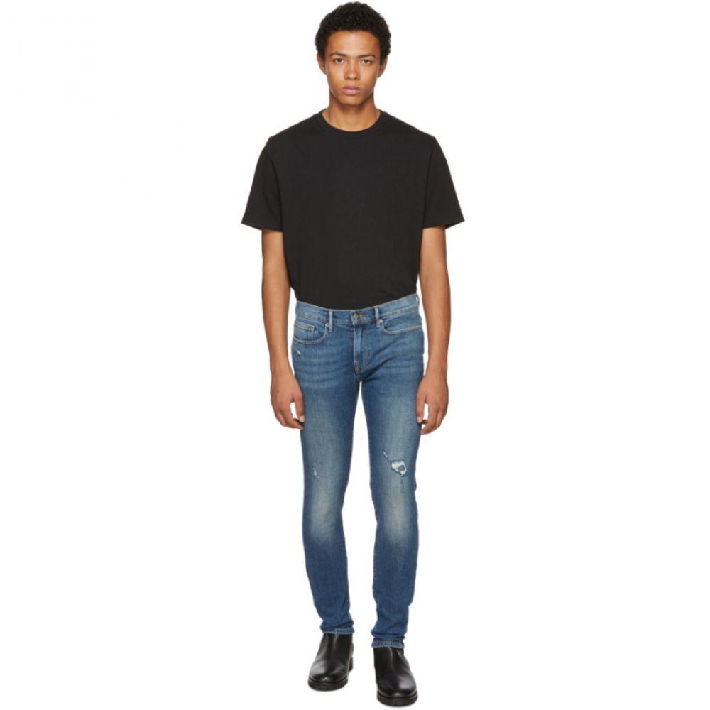フレーム Frame メンズ ボトムス・パンツ ジーンズ・デニム【Indigo L'Homme Skinny Jeans】