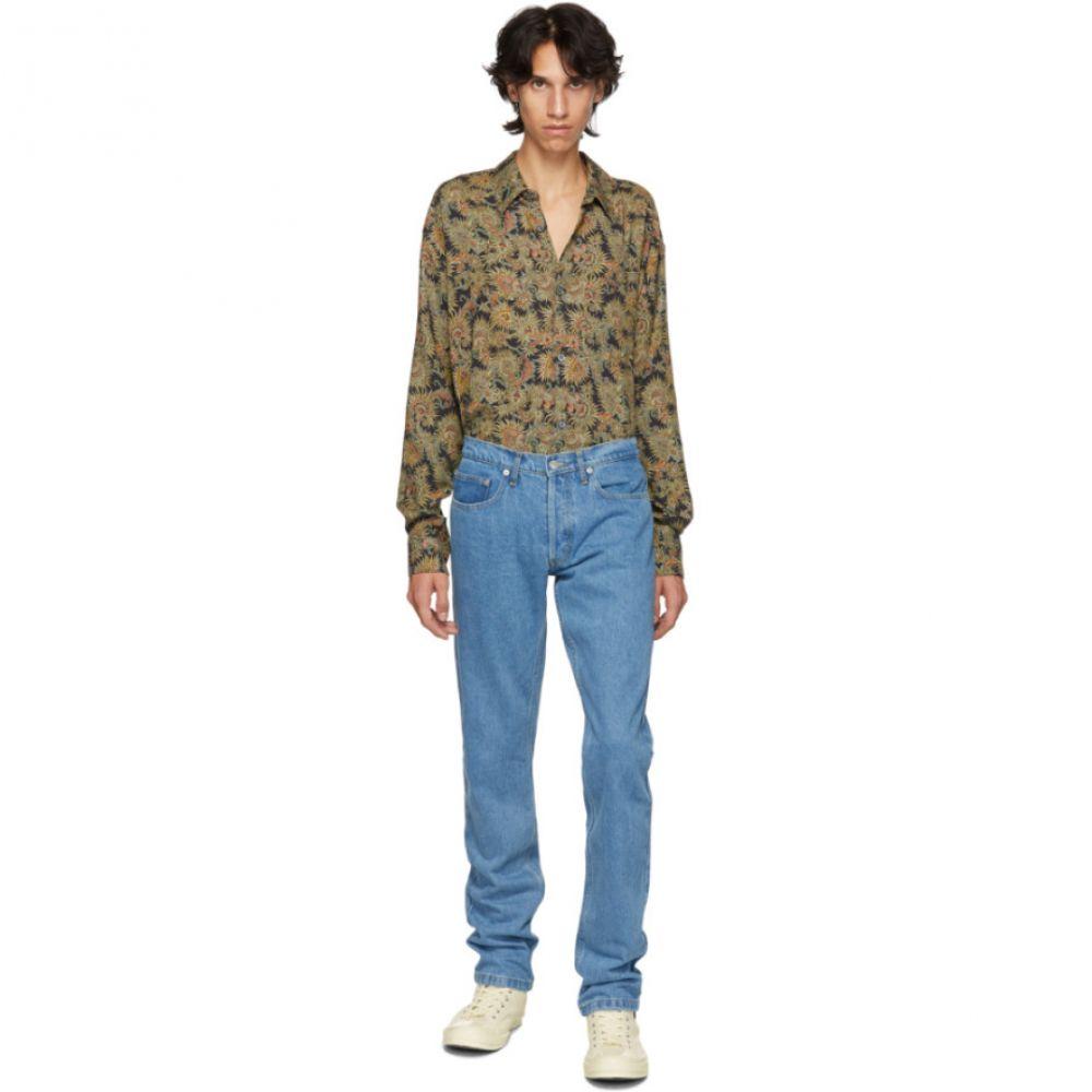 エディションズ エムアール Editions M.R メンズ ボトムス・パンツ ジーンズ・デニム【Blue Max 5 Pockets Jeans】