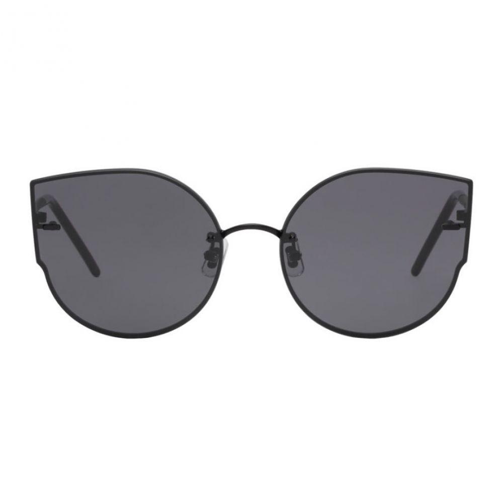 ジェントルモンスター Gentle Monster レディース メガネ・サングラス【Black Ami Adam Sunglasses】