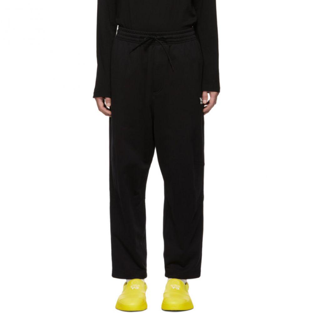 ワイスリー Y-3 メンズ ボトムス・パンツ スウェット・ジャージ【Black Sashiko Sweatpants】