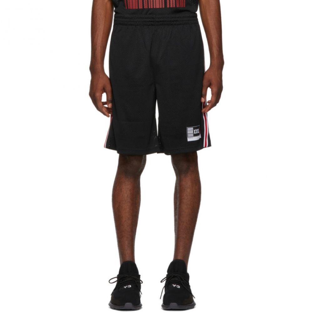 アレキサンダー ワン Alexander Wang メンズ ボトムス・パンツ ショートパンツ【Black Jersey Sports Shorts】