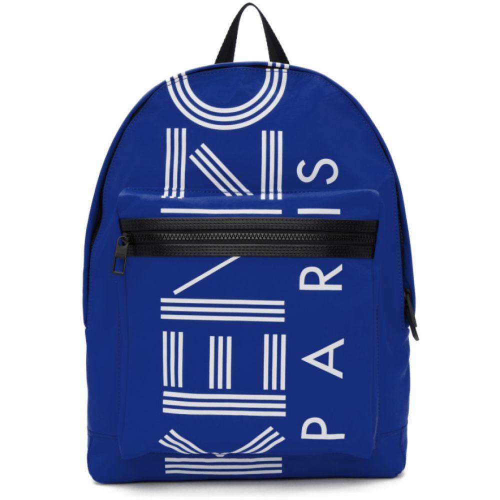 ケンゾー Kenzo レディース バッグ バックパック・リュック【Blue Logo Backpack】