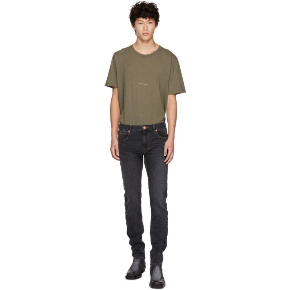 イザベル マラン Isabel Marant メンズ ボトムス・パンツ ジーンズ・デニム【Black Faded Khan Jeans】