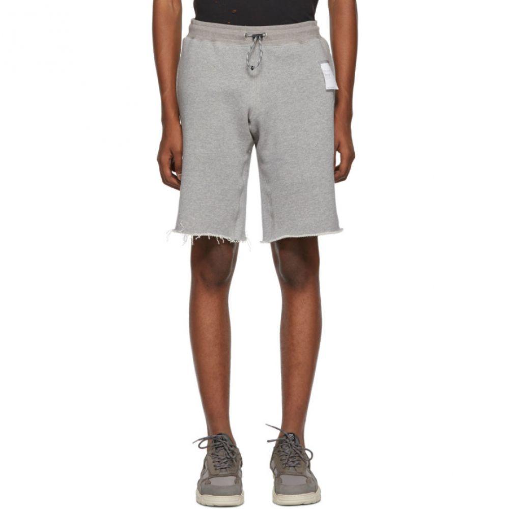 サティスフィ Satisfy メンズ ボトムス・パンツ ショートパンツ【Grey Jogger Shorts】
