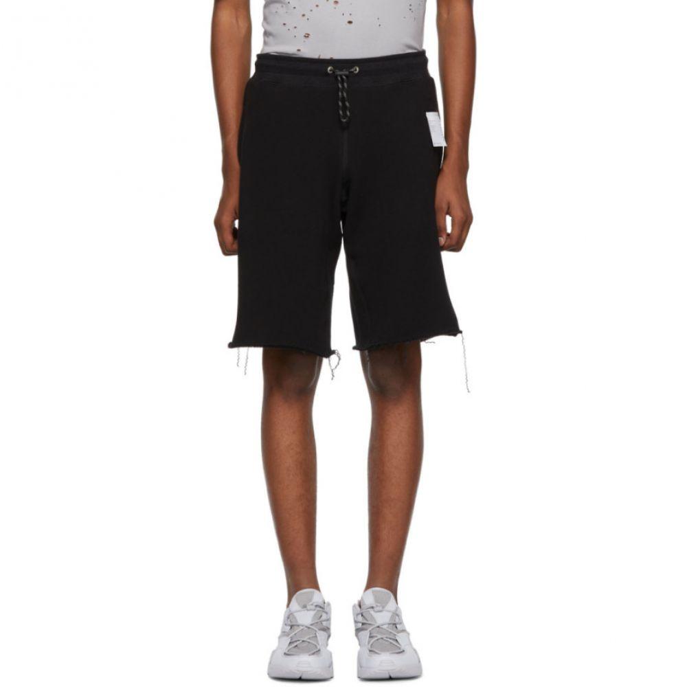 サティスフィ Satisfy メンズ ボトムス・パンツ ショートパンツ【Black Jogger Shorts】