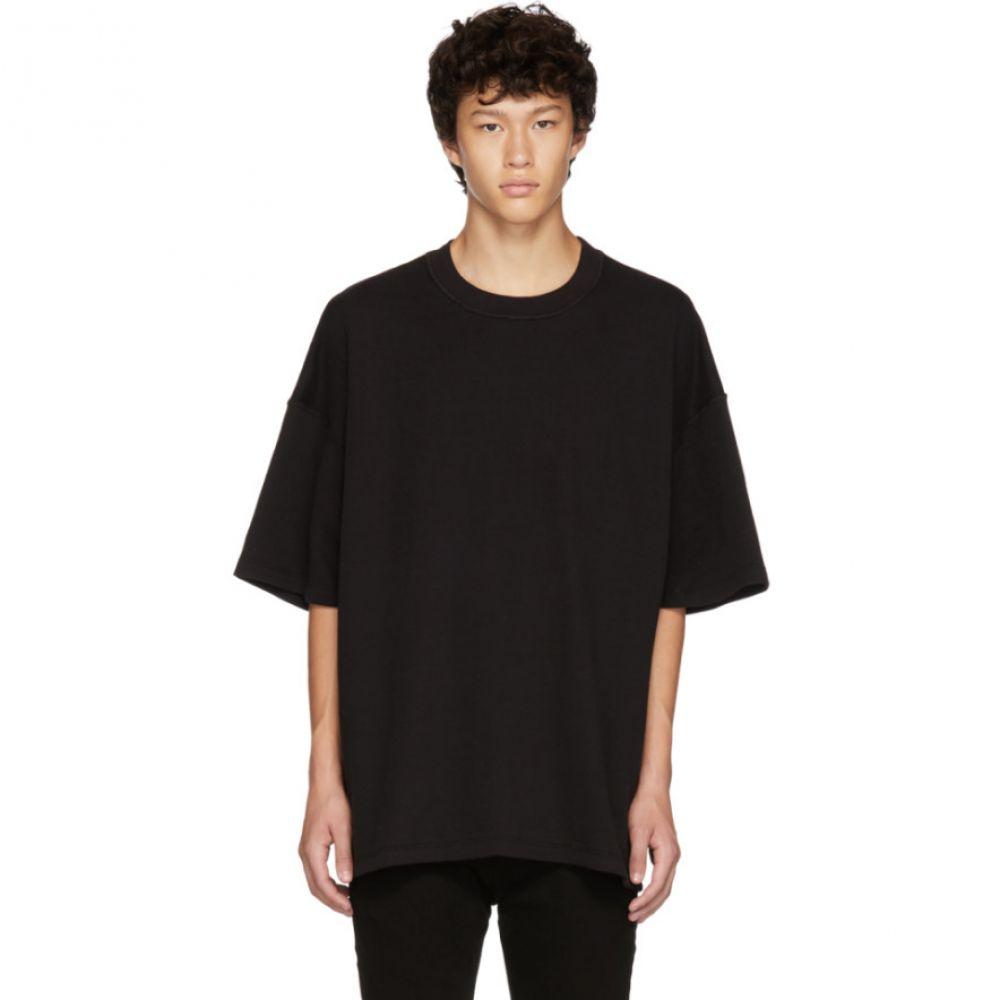 フィアオブゴッド Fear of God メンズ トップス Tシャツ【Black Inside Out T-Shirt】
