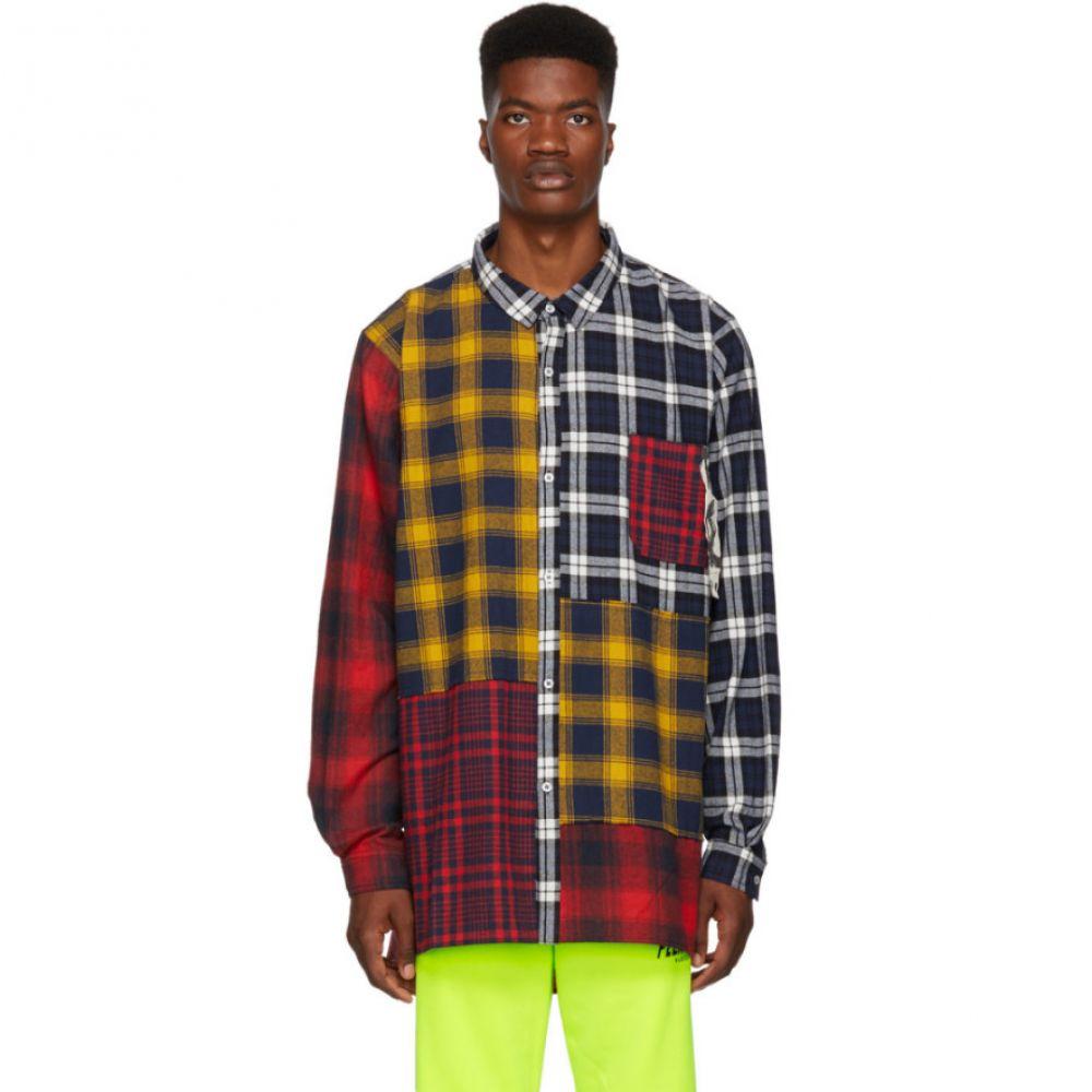 パークスアンドミニ Perks and Mini メンズ トップス シャツ【Multicolor Axelrod Flannel Shirt】