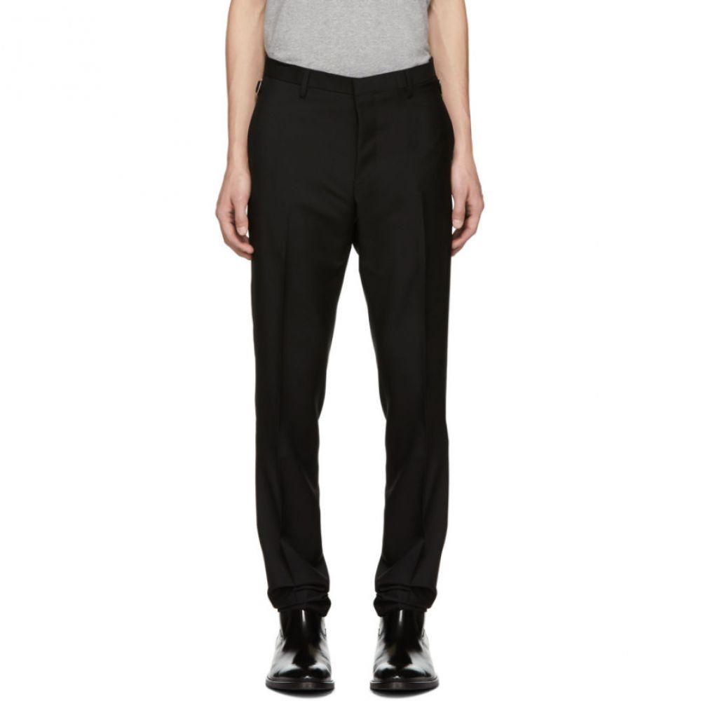 タイガー オブ スウェーデン Tiger of Sweden メンズ ボトムス・パンツ スラックス【Black Wool Tretton Trousers】