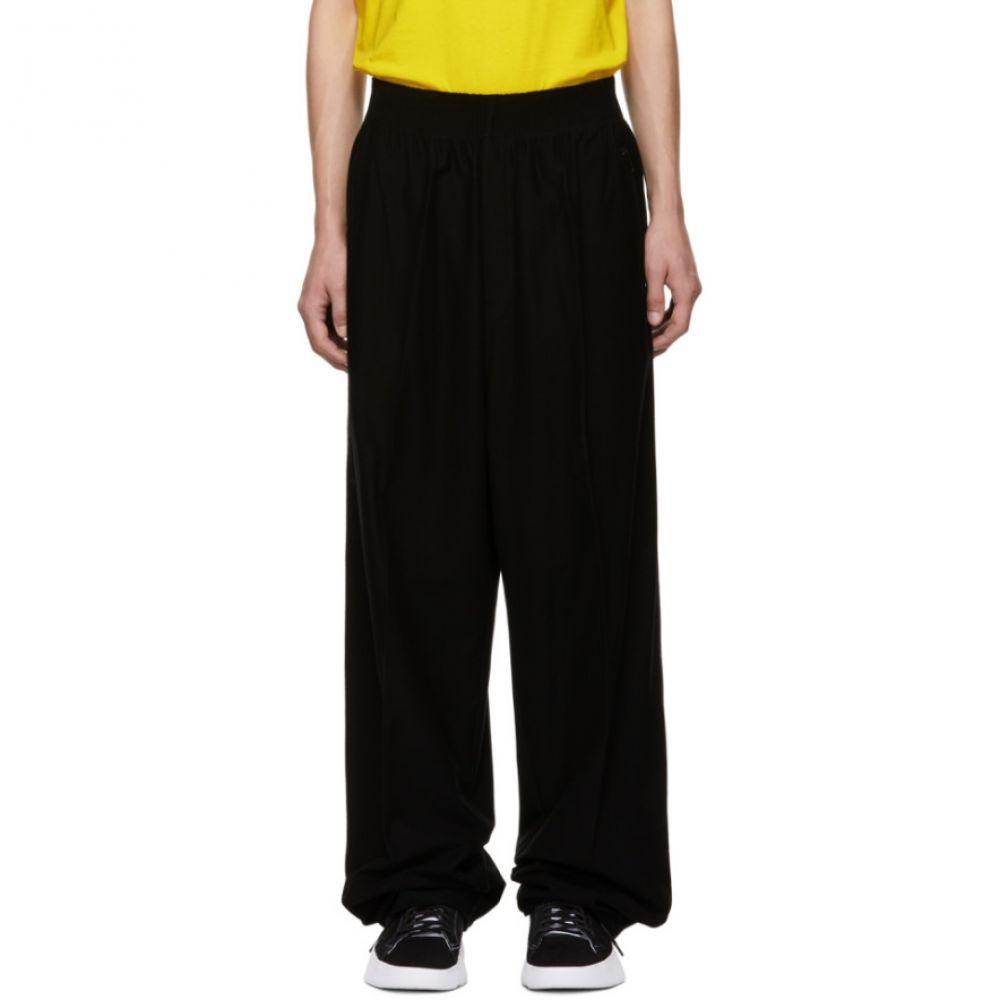 ワイスリー Y-3 メンズ ボトムス・パンツ【Black Wide Trousers】