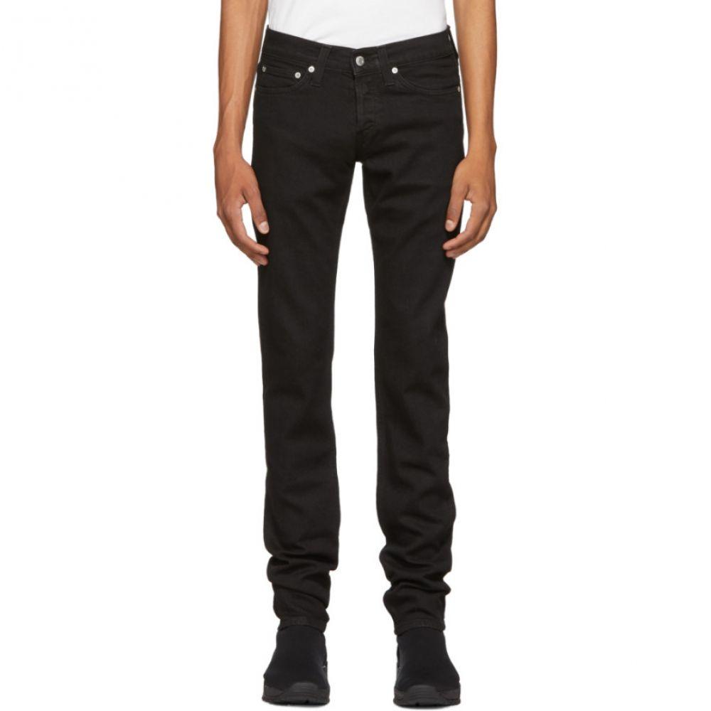 ヘルムート ラング Helmut Lang メンズ ボトムス・パンツ ジーンズ・デニム【Black Masc Lo Drainpipe Jeans】