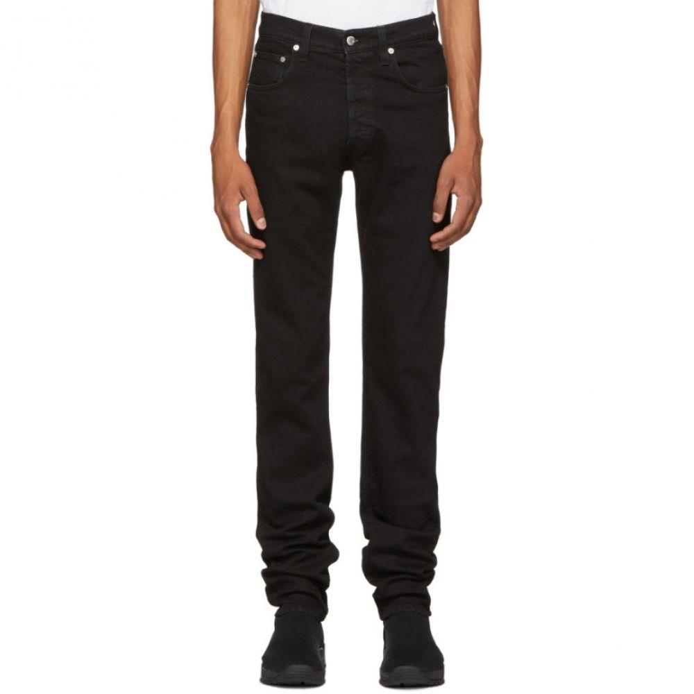 ヘルムート ラング Helmut Lang メンズ ボトムス・パンツ ジーンズ・デニム【Black Masc Hi Straight Jeans】