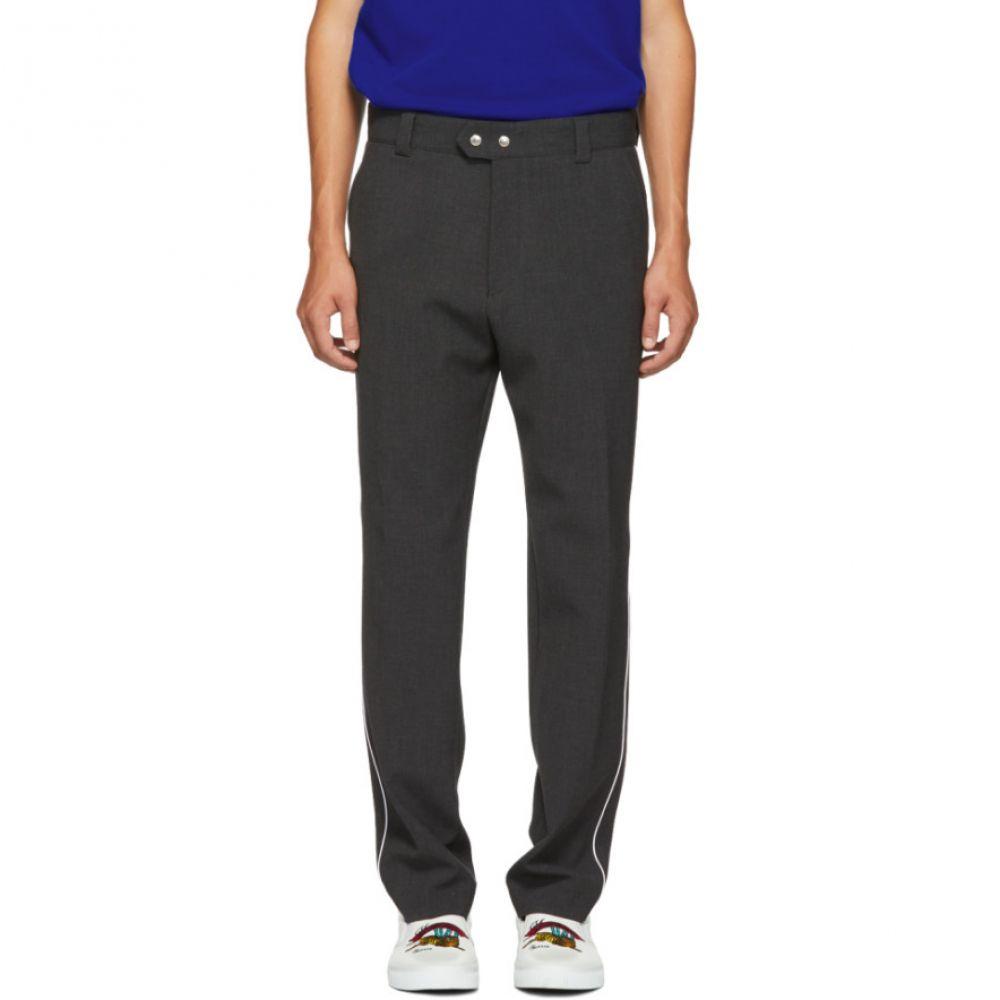 ケンゾー Kenzo メンズ ボトムス・パンツ【Grey Side Piping Trousers】