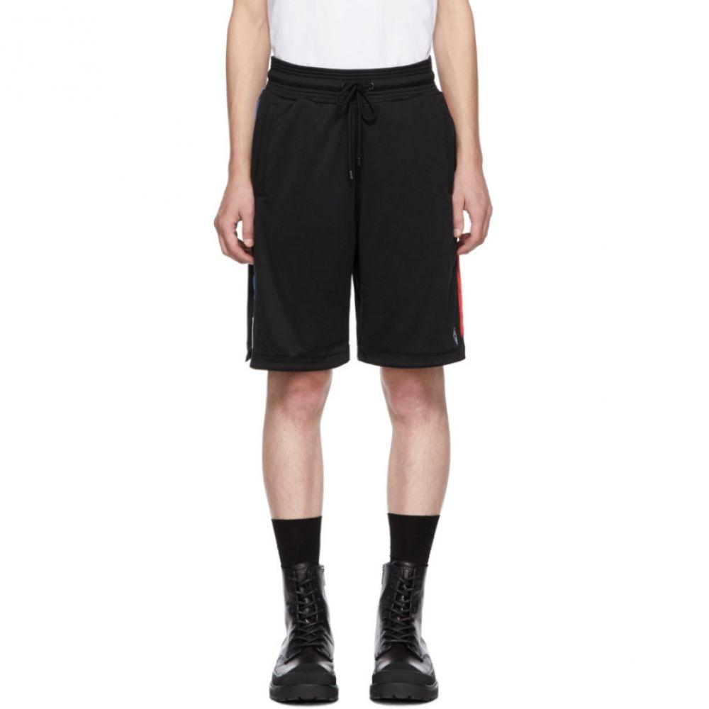 マルセロバーロン Marcelo Burlon County of Milan メンズ ボトムス・パンツ ショートパンツ【Black NBA Band Shorts】