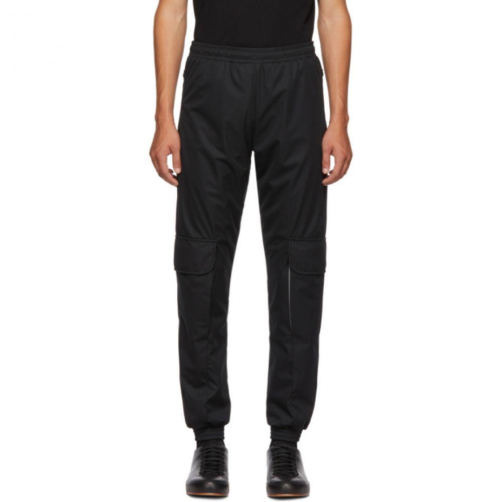 コットワイラー Cottweiler メンズ ボトムス・パンツ カーゴパンツ【SSENSE Exclusive Black Nylon Cargo Trousers】