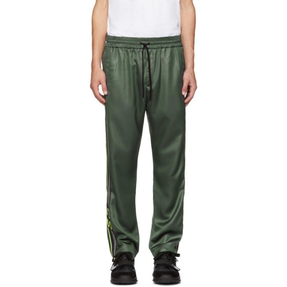 コモン スウェーデン CMMN SWDN メンズ ボトムス・パンツ スウェット・ジャージ【Green Buck Track Pants】