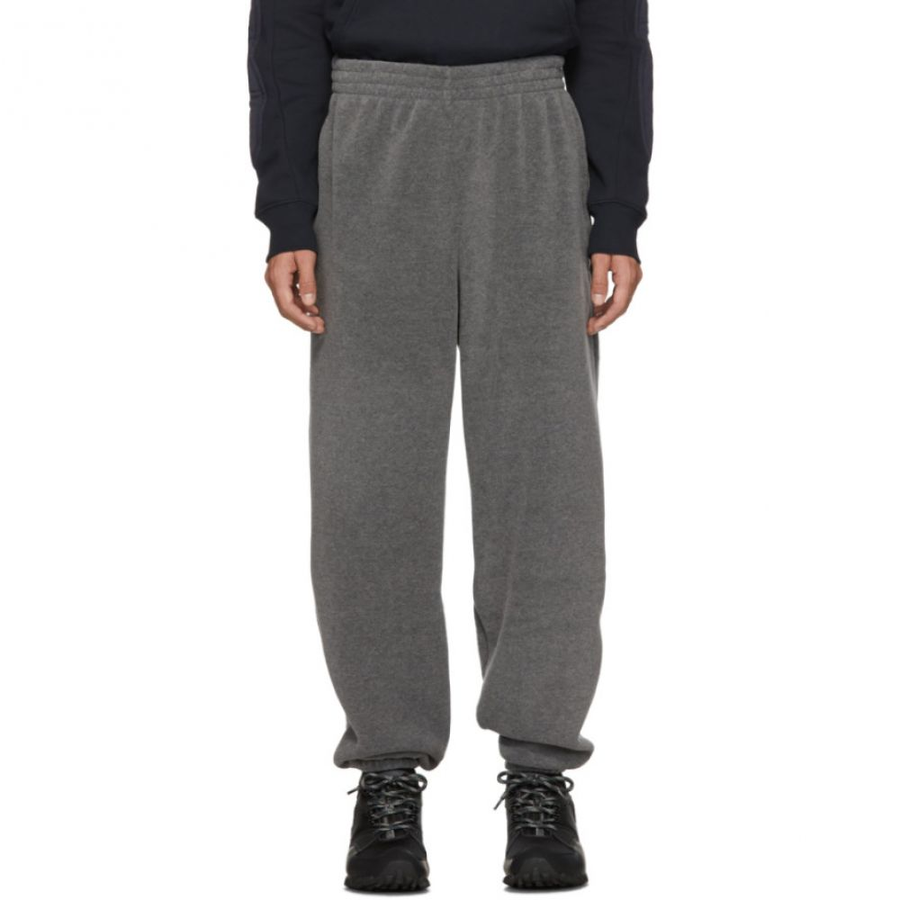 ゲーエムベーハー GmbH メンズ ボトムス・パンツ スウェット・ジャージ【Grey Stein Lounge Pants】