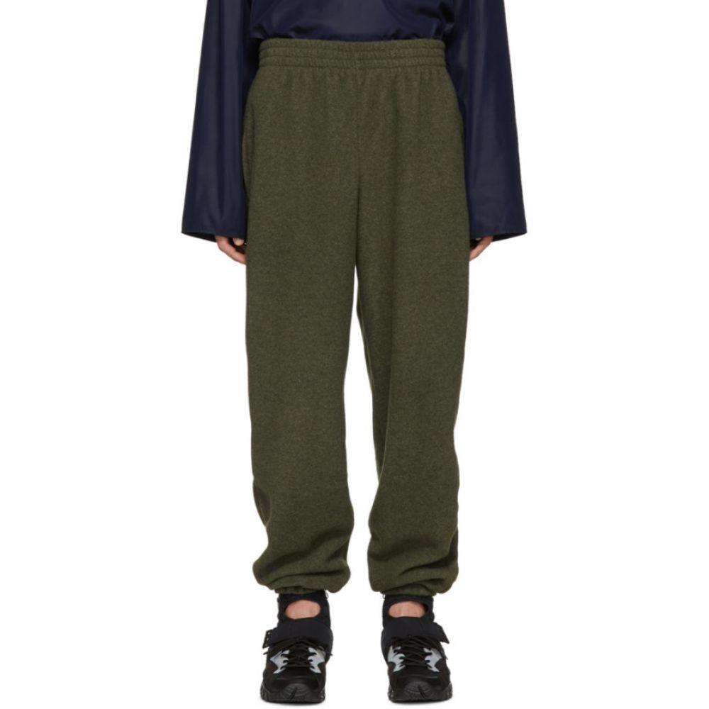 ゲーエムベーハー GmbH メンズ ボトムス・パンツ スウェット・ジャージ【Green Stein Lounge Pants】