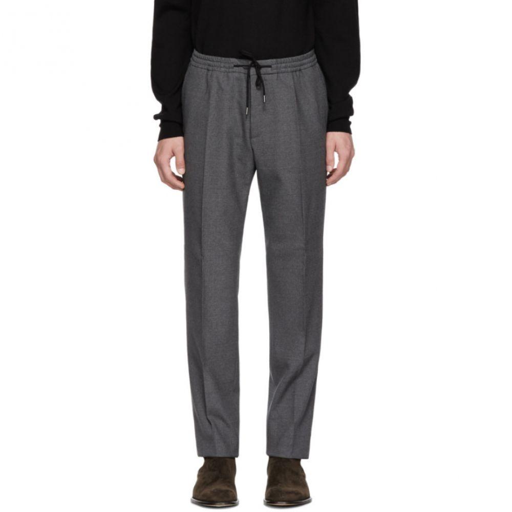 ヒューゴ ボス Boss メンズ ボトムス・パンツ【Grey Banks Drawstring Trousers】