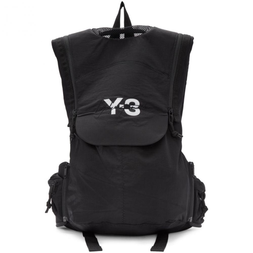 ワイスリー Y-3 メンズ バッグ バックパック・リュック【Black Running Backpack】