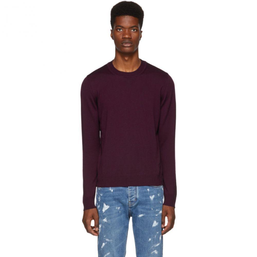 ゴールデン グース Golden Goose メンズ トップス ニット・セーター【Purple Dominic Sweater】