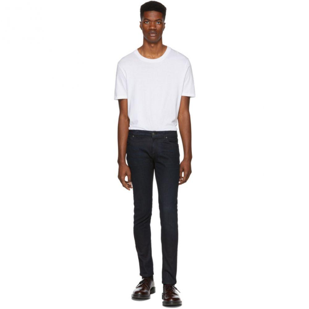 ヌーディージーンズ Nudie Jeans メンズ ボトムス・パンツ ジーンズ・デニム【Black Skinny Lin Jeans】