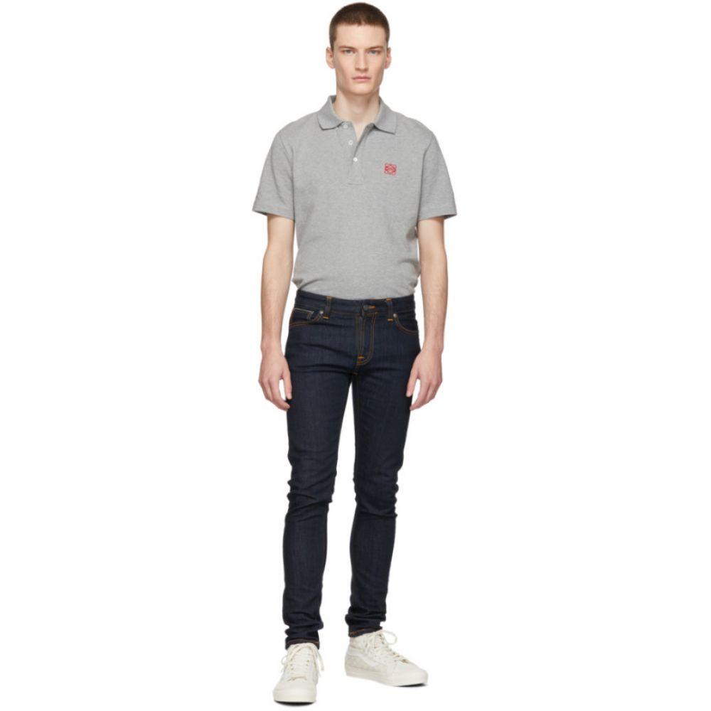ヌーディージーンズ Nudie Jeans メンズ ボトムス・パンツ ジーンズ・デニム【Blue Skinny Lin Jeans】