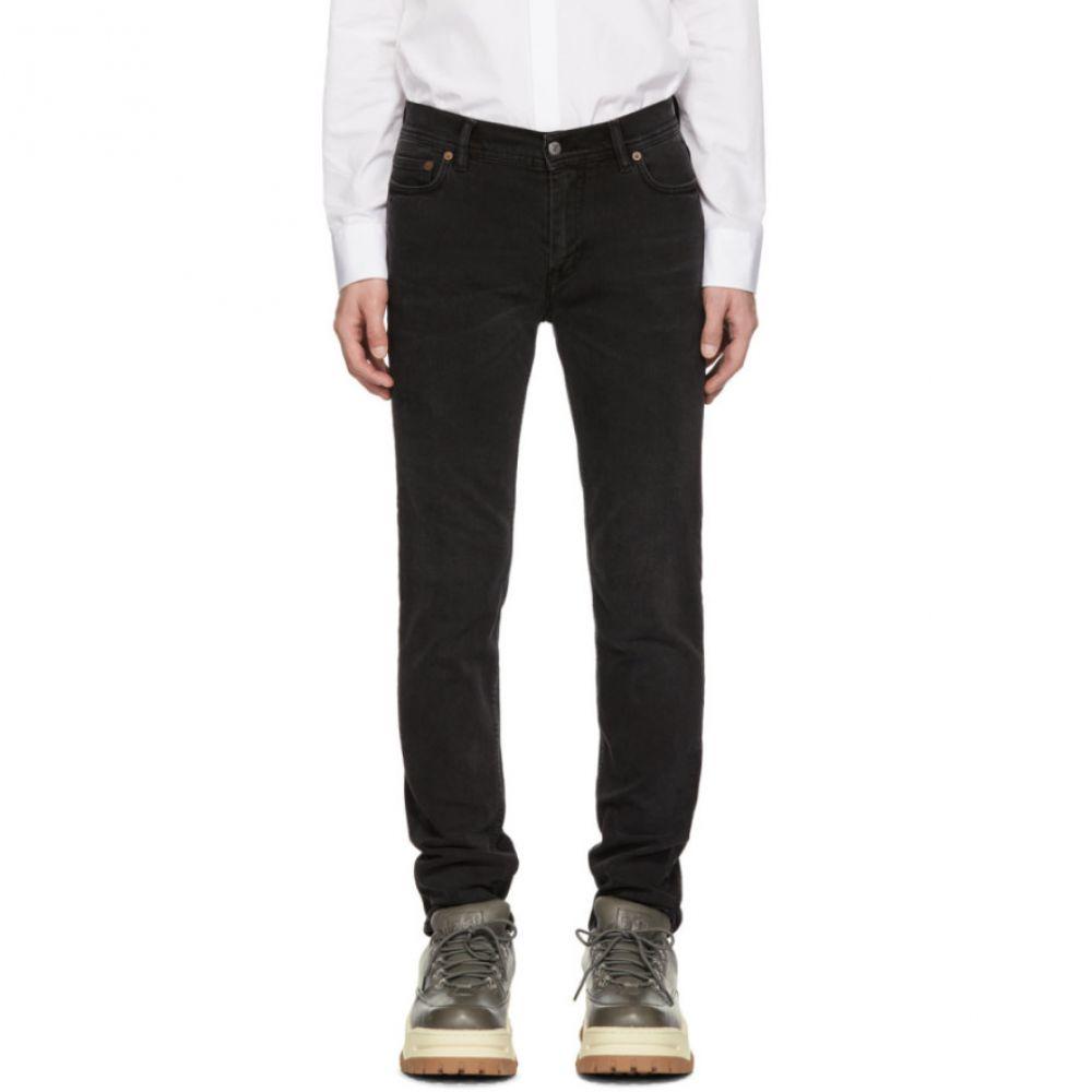 アクネ ストゥディオズ Acne Studios メンズ ボトムス・パンツ ジーンズ・デニム【Black Bla Konst North Jeans】