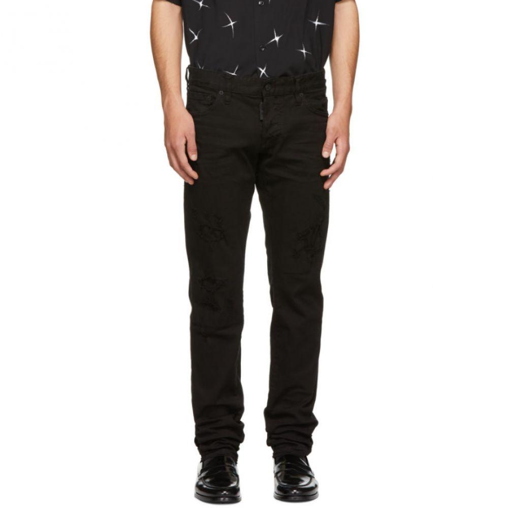 ディースクエアード Dsquared2 メンズ ボトムス・パンツ ジーンズ・デニム【Black Bull Slim Jeans】