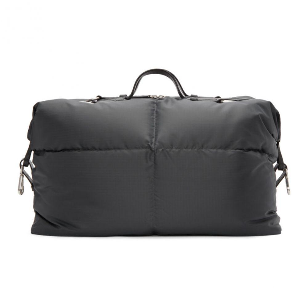 ジル サンダー Jil Sander メンズ バッグ ボストンバッグ・ダッフルバッグ【Grey Medium Weekender Duffle Bag】