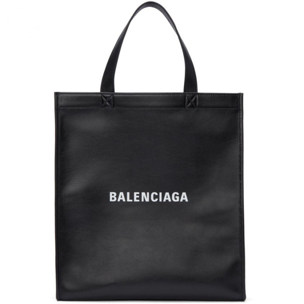 バレンシアガ Balenciaga メンズ バッグ トートバッグ【Black Small Market Shopper Tote】