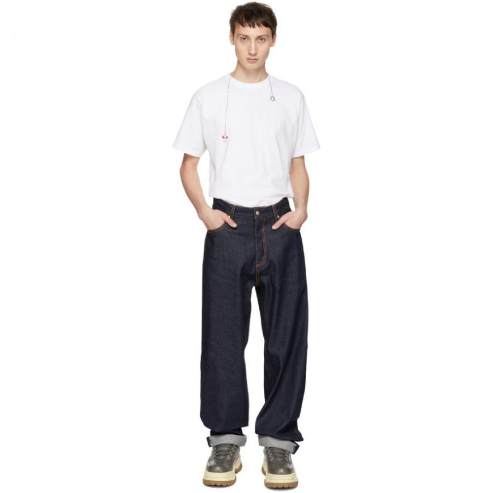 エイティーズ Eytys メンズ ボトムス・パンツ ジーンズ・デニム【Indigo Benz Raw Jeans】