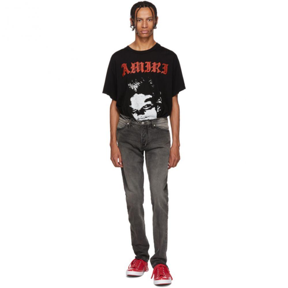 ルード Rhude メンズ ボトムス・パンツ ジーンズ・デニム【Black Breakaway Jeans】