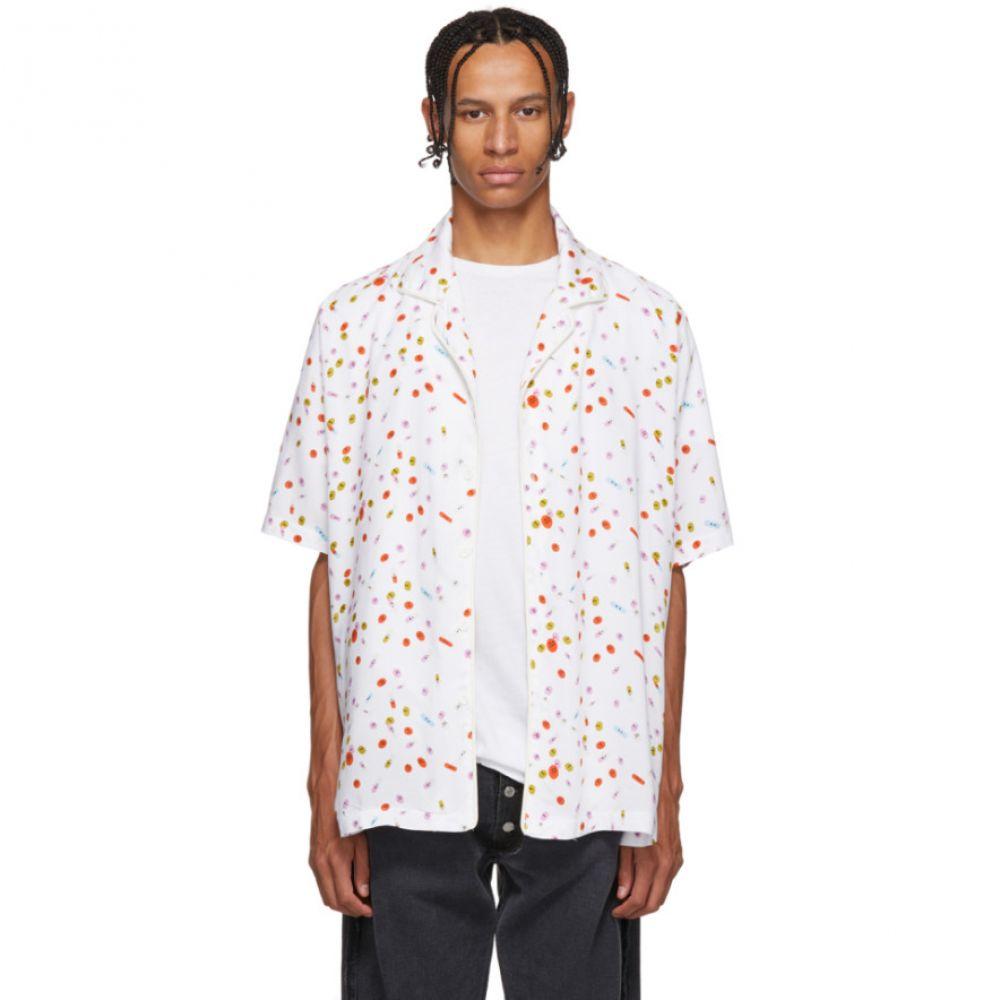 ルード Rhude メンズ トップス シャツ【White Pill Shirt】