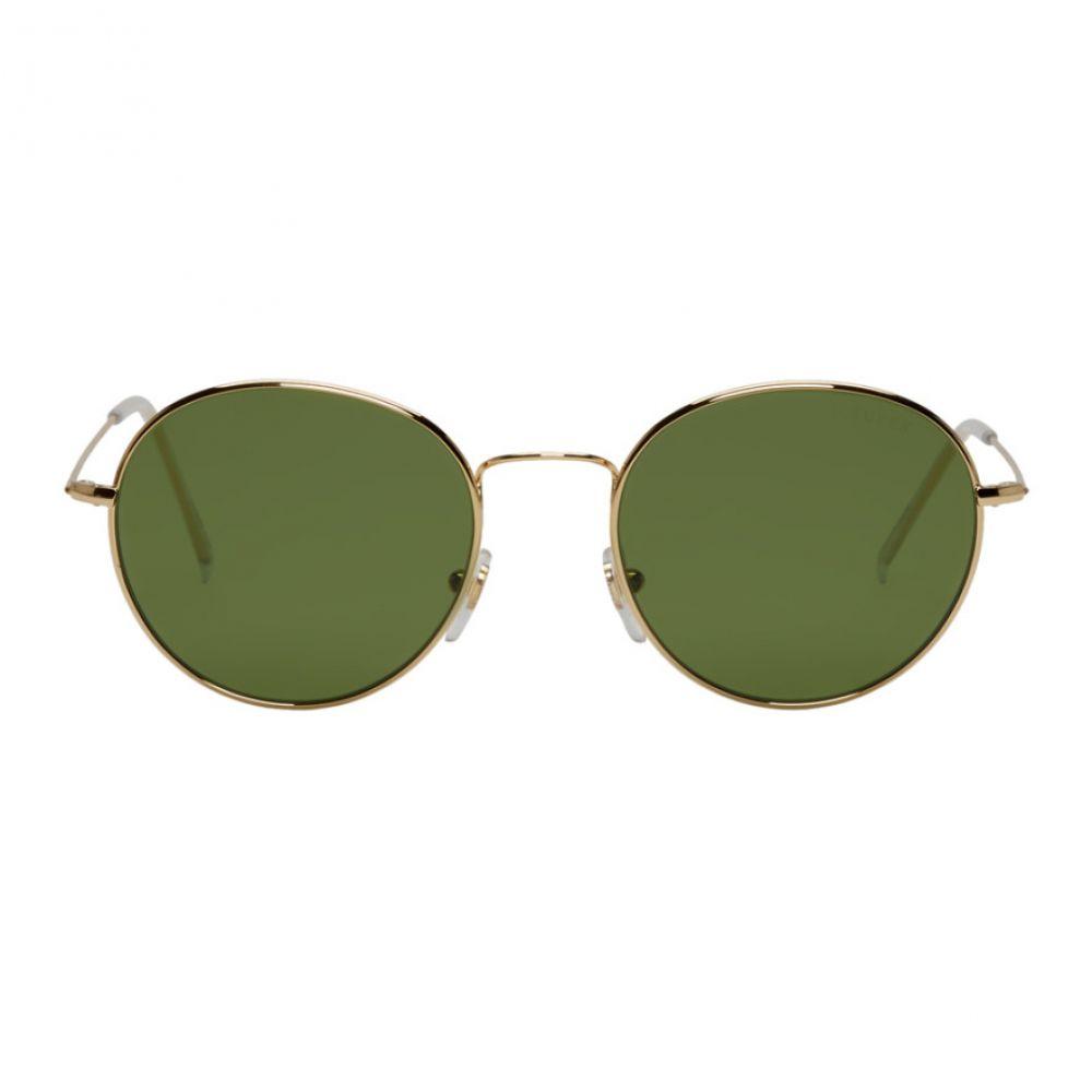 スーパー Super メンズ メガネ・サングラス【Gold Wire Sunglasses】