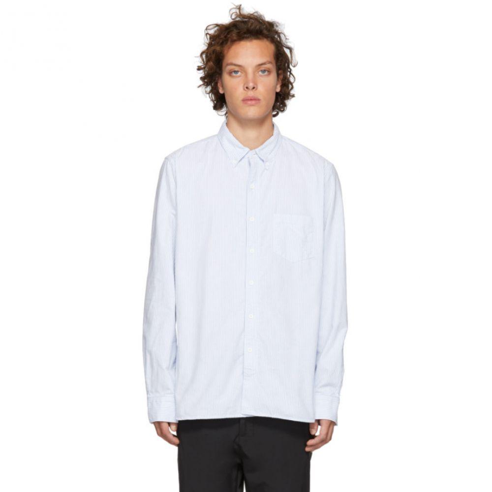 ノンネイティブ nonnative メンズ トップス シャツ【Blue Dweller Shirt】